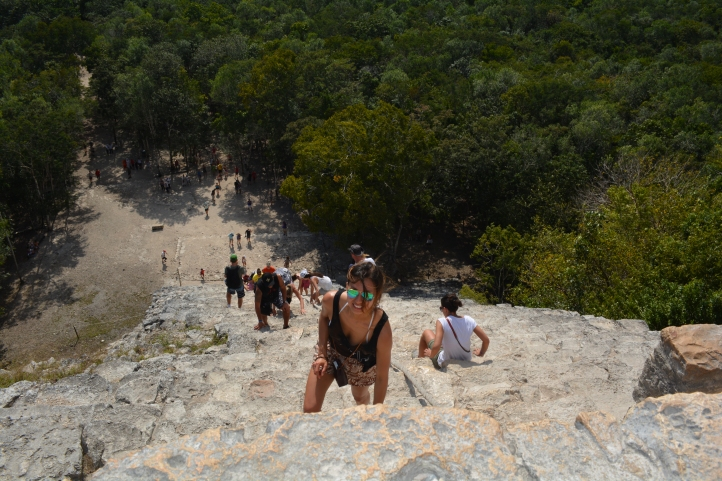 Tulum, Mexico! - Travel w/ The Model Well Fed  || #tulum #mexico #vacation #wanderlust #holiday #coba