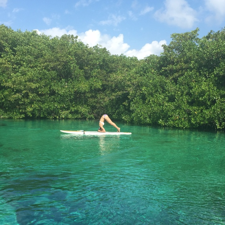 Tulum, Mexico! - Travel w/ The Model Well Fed  || #tulum #mexico #vacation #wanderlust #holiday #centoes #supyoga