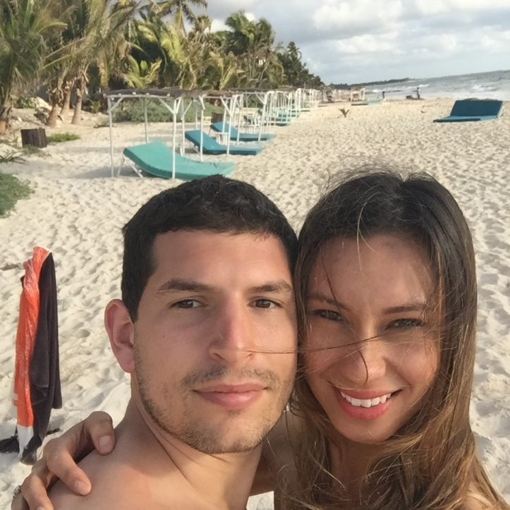 Tulum, Mexico! - Travel w/ The Model Well Fed  || #tulum #mexico #vacation #wanderlust #holiday