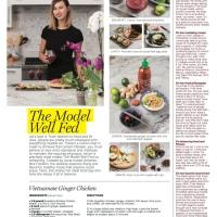 VIETNAMESE GINGER CHICKEN: Northern Virginia Magazine Feature